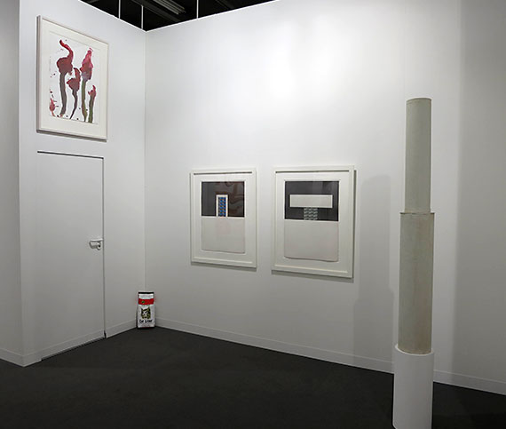 Art Basel 2012 Thomas Ammann Fine Art Booth