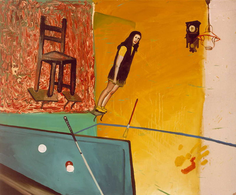 Martin Kippenberger, Casa Magnetica in very veritas