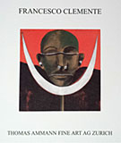 Catalogue Francesco Clemente 2013