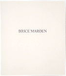 Catalogue Brice Marden 2012